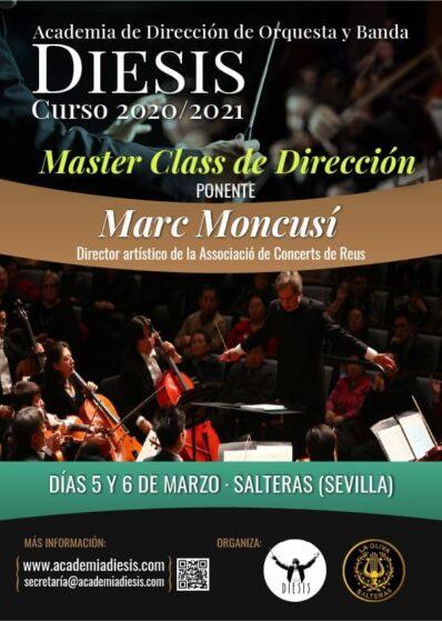 Diesis Master Class Marc Moncusi